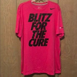 Nike Breast Cancer Awareness T-shirt